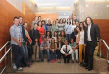 Alumnos del Máster Online en Accesibilidad para Smart City en la pasada edición de la Madrid Accesibility Week