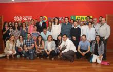 Alumnado de la edición 2016 de la Madrid Accesibility Week